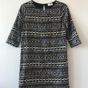 Lovely 3/4 Sleeve Dress